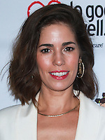 """WESTWOOD, LOS ANGELES, CA, USA - JUNE 21: Ana Ortiz at the Los Angeles Premiere Of """"La Golda"""" held at The Crest on June 21, 2014 in Westwood, Los Angeles, California, United States. (Photo by David Acosta/Celebrity Monitor)"""