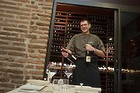 "Europe/France/Midi-Pyrénées/81/Tarn/Albi: David Enjalran  ""L'Esprit du Vin"" sélectionne  ses  vins"