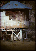 Old water tank.<br /> D&amp;RGW
