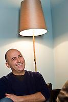 Roma, 15 marzo, 2010. Il regista Italo Turco Ferzan Ozpetek