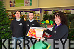 Ger Maguire, P.J. McAuliffe, Siobhan McCorhan launch Brownes Cash Stores €7,000 Instore Giveaway