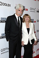 LOS ANGELES - NOV 29:  Sam Elliott,  Katharine Ross at the 32nd American Cinematheque Award at the Beverly Hilton Hotel on November 29, 2018 in Beverly Hills, CA