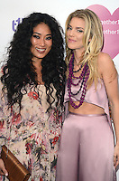 LOS ANGELES, CA - JUNE 25: Chloe Flower and AnnaLynne McCord at the together1heart launch party hosted by AnnaLynne McCord at Sofitel Hotel on June 25, 2016 in Los Angeles, California. Credit: David Edwards/MediaPunch