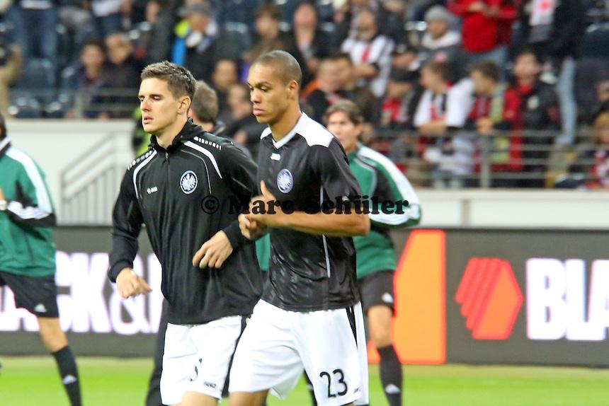 Bamba Anderson (Eintracht) - Eintracht Frankfurt vs. Macabi Tel Aviv, Europa League 3. Spieltag