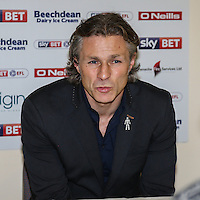 Manager of Wycombe Wanderers Gareth Ainsworth  after the Sky Bet League 2 match between Wycombe Wanderers and Leyton Orient at Adams Park, High Wycombe, England on 17 December 2016. Photo by David Horn / PRiME Media Images.