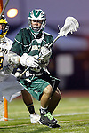 Placentia, CA 05/14/10 - Dakota Randall (MC # 10) in action during the Mira Costa vs Foothill boys lacrosse game for the 2010 Los Angeles / Orange County CIF Championship.