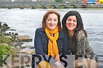 FASHION & FUN: Fiona Hyde and Ruth OGrady who are organising a night of fashion and fun which will take place on April 5th at Zest to raise funds for Killorglin Rowing Club..