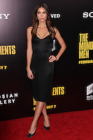 "NEW YORK, NY - FEBRUARY 04: Lily Aldridge at the New York Premiere Of Columbia Pictures' ""The Monuments Men"" held at Ziegfeld Theater on February 4, 2014 in New York City, New York. (Photo by Jeffery Duran/Celebrity Monitor)"