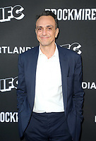 NORTH HOLLYWOOD, CA - MAY 15: Hank Azaria, at IFC Hosts &quot;Brockmire&quot; And &quot;Portlandia&quot; EMMY FYC event at Saban Media Center at the Television Academy, Wolf Theatre in North Hollywood, California on May 15, 2018. <br /> CAP/MPIFM<br /> &copy;MPIFM/Capital Pictures
