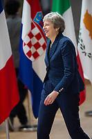 EU Summit in Brussels - Belgium