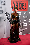 Maria Leon attends to ARDE Madrid premiere at Callao City Lights cinema in Madrid, Spain. November 07, 2018. (ALTERPHOTOS/A. Perez Meca)
