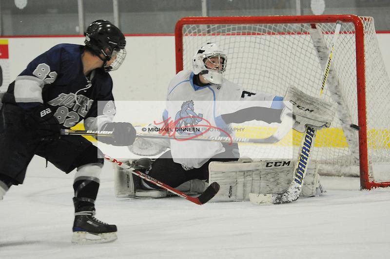Chugiak vs. Eagle River Hockey Dec. 5, 2015.  Photos for the Star by Michael Dinneen