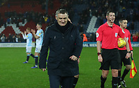 Blackburn Rovers manager Tony Mowbray at the end of todays match<br /> <br /> Photographer Rachel Holborn/CameraSport<br /> <br /> The EFL Sky Bet Championship - Blackburn Rovers v Sheffield Wednesday - Saturday 1st December 2018 - Ewood Park - Blackburn<br /> <br /> World Copyright © 2018 CameraSport. All rights reserved. 43 Linden Ave. Countesthorpe. Leicester. England. LE8 5PG - Tel: +44 (0) 116 277 4147 - admin@camerasport.com - www.camerasport.com