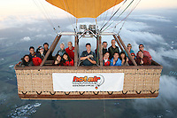 20160428 April 28 Hot Air Balloon Gold Coast