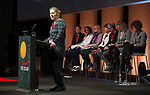 Copenhagen - Denmark, December 06, 2018 -- International Trade Union Confederation - 4th ITUC World Congress 'Building Workers' Power' at Bella Center; here, sub-plenary 'Wages and Inequality' -- Photo: © HorstWagner.eu / ITUC