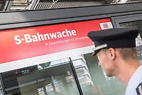 2018/08/15 Verkehr | Sicherheit | Berlin | S-Bahnwache