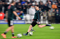 Cristiano Ronaldo of Juventus warms up.  <br /> Torino 26/11/2019 Juventus Stadium <br /> Football Champions League 2019//2020 <br /> Group Stage Group D <br /> Juventus - Atletico Madrid <br /> Photo Andrea Staccioli / Insidefoto