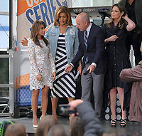 www.acepixs.com<br /> <br /> May 15 2017, New York City<br /> <br /> (L-R) Paula Abdul, Hoda kotb, Matt Lauer, Savannah Guthrie made an appearance at the Today Show on May 15 2017 in New York City<br /> <br /> By Line: Curtis Means/ACE Pictures<br /> <br /> <br /> ACE Pictures Inc<br /> Tel: 6467670430<br /> Email: info@acepixs.com<br /> www.acepixs.com