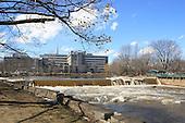 springtime in Joliette,Quebec