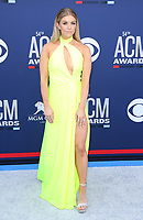 07 April 2019 - Las Vegas, NV - Lindsay Ell. 2019 ACM Awards at MGM Grand Garden Arena, Arrivals. Photo Credit: mjt/AdMedia