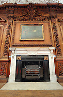 Tredegar House, which is leased by The National Trust in the outskirts of Newport, south Wales. Thursday 25 August 2016
