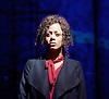 The Etienne Sisters<br /> Written by Ch&egrave; Walker<br /> Songs by Anoushka Lucas at the Theatre Royal Stratford East, London, Great Britain <br /> Press Photocall<br /> 15th September 2015 <br /> <br /> Nina Toussaint-White as Tree  <br /> <br /> Photograph by Elliott Franks <br /> Image licensed to Elliott Franks Photography Services