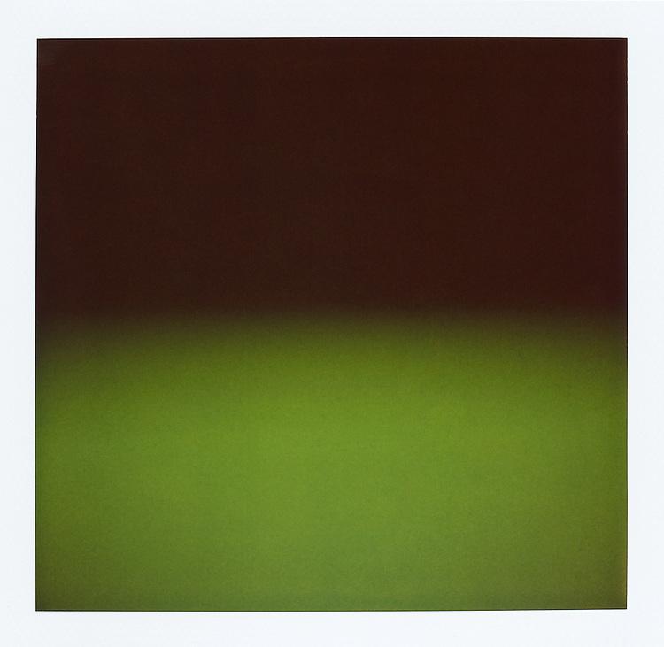 Hiroshi Sugimoto.<br /> Couleur Polaris&eacute;e 032, 2010.<br /> -----<br /> Hiroshi Sugimoto.<br /> Polarized Color 032, 2010.