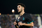 Marco Asensio Willemsen of Real Madrid reacts during the Copa del Rey 2017-18 match between CD Leganes and Real Madrid at Estadio Municipal Butarque on 18 January 2018 in Leganes, Spain. Photo by Diego Gonzalez / Power Sport Images
