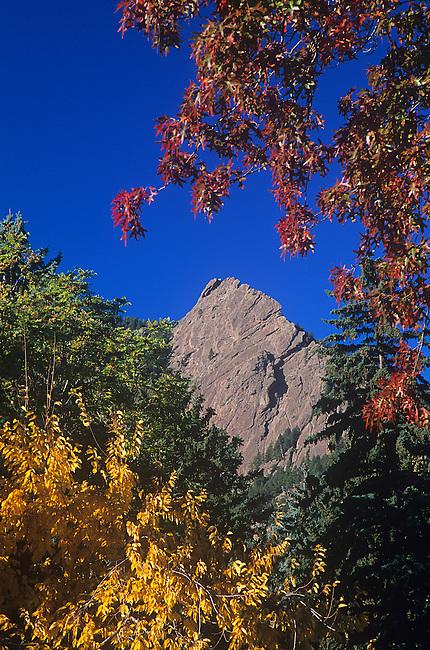 First Flatiron, Boulder, Colorado