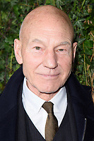 Sir Patrick Stewart<br /> arriving for the 2018 Charles Finch & CHANEL Pre-Bafta party, Mark's Club Mayfair, London<br /> <br /> <br /> ©Ash Knotek  D3380  17/02/2018
