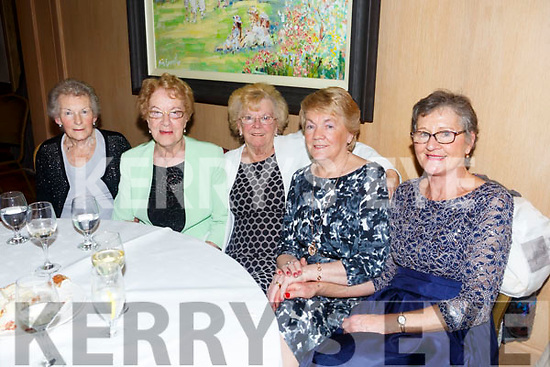 At the Ballygarry Hotel Christmas Tea Dance Club on Sunday were Mary Fitzgerald, Ellen Higgins, Mary Riordan, Cathy Brosnan and Ann O'Reilly