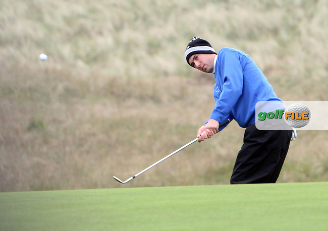 Ross Fisher at the Irish Open in Co.Louth Golf Club,  Baltray...Photo NEWSFILE/Jenny Matthews.(Photo credit should read Jenny Matthews/NEWSFILE)....This Picture has been sent you under the condtions enclosed by:.Newsfile Ltd..The Studio,.Millmount Abbey,.Drogheda,.Co Meath..Ireland..Tel: +353(0)41-9871240.Fax: +353(0)41-9871260.GSM: +353(0)86-2500958.email: pictures@newsfile.ie.www.newsfile.ie.FTP: 193.120.102.198.