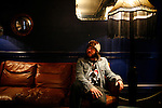 Musician Damon Gough, from band Badly Drawn Boys. London. October 5, 2006..Copyright Photograph: Helen Atkinson +44 7976 26525