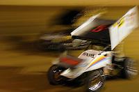 .Mark Kinser (white #5m).....ref: Digital Image Only