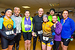 Tralee Triathlon Club members l-r Suzanne O'Sullivan,John O'Sullivan, Ann Moynihan, Tommy Commane, Lianne McCarthy, John O'Sullivan, Marian McKenna and Briget Moore at the Puck Warriors Duathlon 5km run 15km cycle 5km run started at JP O Sullivan Park, Killorglin on Saturday
