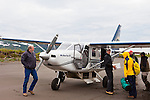 This is the plane I flew on from Soldotna to the shores of Lake Clark National Park in Alaska.  Photo by Gus Curtis.