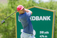 Alex Noren (SWE) during the first round at the Nedbank Golf Challenge hosted by Gary Player,  Gary Player country Club, Sun City, Rustenburg, South Africa. 14/11/2019 <br /> Picture: Golffile | Tyrone Winfield<br /> <br /> <br /> All photo usage must carry mandatory copyright credit (© Golffile | Tyrone Winfield)
