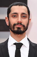 "Riz Ahmed<br /> arrives for the ""Jason Bourne"" premiere at the Odeon Leicester Square, London.<br /> <br /> <br /> ©Ash Knotek  D3139  11/07/2016"