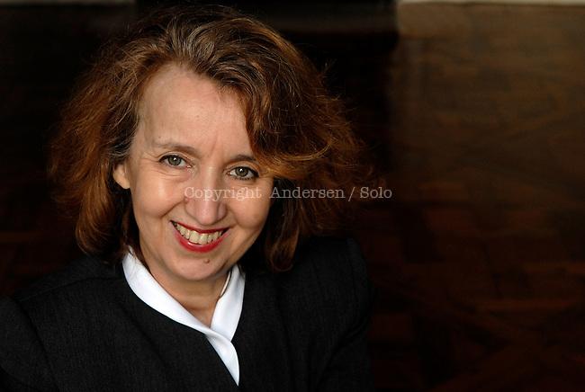 Hélé Béji, Tunisian writer.