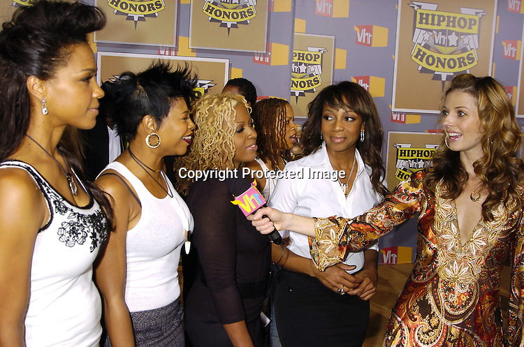 En Vogue and Rachel Perry ..at the 2nd Annual VH1 Hip Hop Honors taping on ..September 22, 2005 which will air on VH1 on September 26, 2005. ..Photo by Robin Platzer, Twin Images