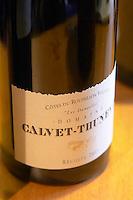 Les Dentelles. Domaine Calvet Thunevin. Roussillon, France