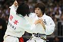 (L to R) Riho Okamoto (JPN), Tomoko Fukumi (JPN), .May 13, 2012 - Judo : .All Japan Selected Judo Championships, Women's -48kg class Final .at Fukuoka Convention Center, Fukuoka, Japan. .(Photo by Daiju Kitamura/AFLO SPORT) [1045]