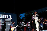 Ms. Lauryn Hill performed at the Shoreline Amphitheater during the 2010 Rock The Bells Tour headlined by Snoop Dog on August 22, 2010 in Mountain View, California. Twelve years ago this week, (August 26) Hill released the album The Miseducation of Lauryn Hill which sold more than 8 million copies in the USA. Hill also won five Grammy awards for the album.