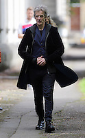 Pictured: Peter Capaldi  Monday 27 June 2016<br />