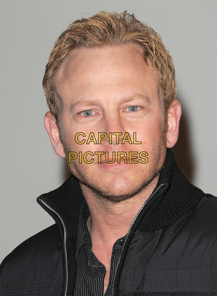 "IAN ZIERING.World Premiere of ""Fast & Furious"" held at Gibson Ampitheatre in Universal City, California, USA. .March 12th, 2009                                                                     headshot portrait black stubble facial hair .CAP/DVS.©Debbie VanStory/Capital Pictures."
