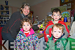 Seanachi Centre Christmas Craft Fair: Attending the annual Seanachi Centre Christmas Craft Fair in Listowel on Sunday last were Jane Urquuhart & Niamh, Ronan & Daithi Kelly, Irremore , Listowel.