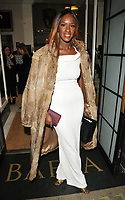 Sarah Mulindwa at the Wellness Awards 2018, BAFTA, Piccadilly, London, England, UK, on Thursday 01 February 2018.<br /> CAP/CAN<br /> &copy;CAN/Capital Pictures