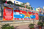 35th Anniversary Sign Of The Taking Of Phnom Penh
