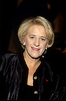 Montreal (Qc) Canada  file Photo - 1995- Denise Bombardier