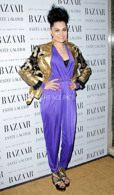 WWW.ACEPIXS.COM . . . . .  ..... . . . . US SALES ONLY . . . . .....November 7 2011, London....Jessie J at Harper's Bazaar Women of the Year Awards held at Claridges on November 7 2011 in London.. ..Please byline: FAMOUS-ACE PICTURES... . . . .  ....Ace Pictures, Inc:  ..Tel: (212) 243-8787..e-mail: info@acepixs.com..web: http://www.acepixs.com